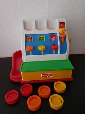 Kassier Kasse Fisher Price