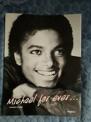 "Livre Micheal Jackson "" For Ever"""