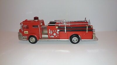 1970 Hess Fire Truck with season's box and has insert.Rare Antique Marx Toy