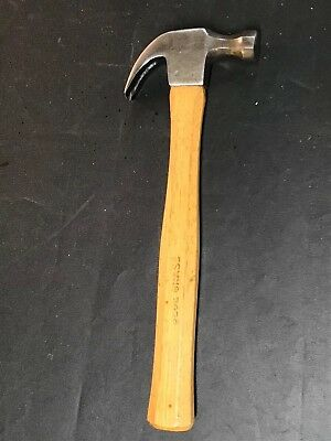 """Vintage Small 10 7/8"""" Bluegrass Claw Hammer!!"""