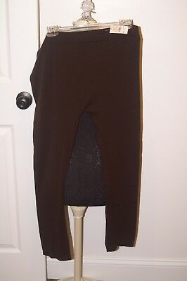 Nwt Cato Woman Size 2X/3X Brown Leggings
