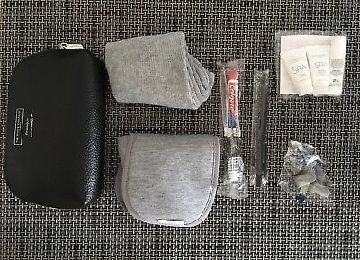 British Airways Business Class Club World Amenity Kit by White Company New Style