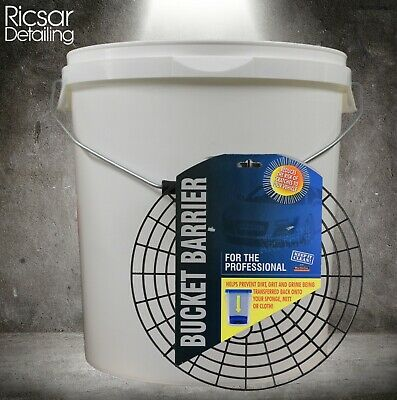 Martin Cox Large 5 Gallon (22L) Bucket With Grit Guard *FREE NEXT  DAY DELIVERY*