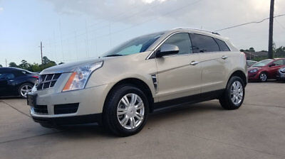 2010 SRX FWD 4dr Luxury Collection 2010 Cadillac SRX FWD 4dr Luxury Collection 80,429 Miles Gold Mist SUV 3.0L V6 D