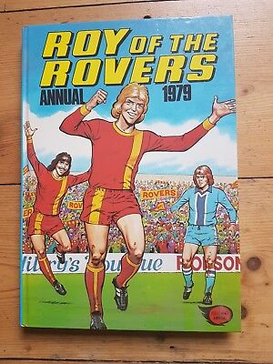 Roy of the Rovers 1979 Annual