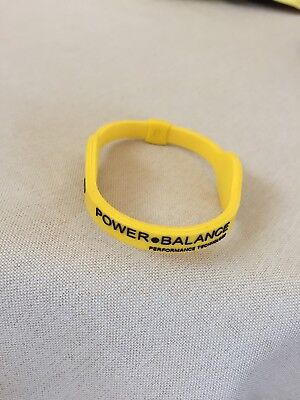 Power Balance Silikon Energie Band, Sport Fitness, Hologramm, Ionenband, Gr.L
