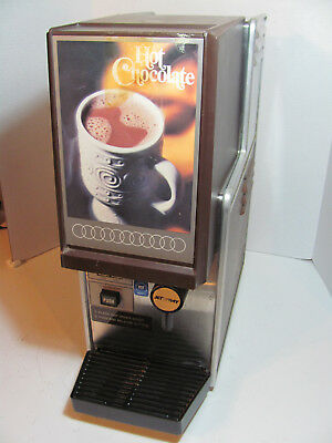 Jet Spray Model Hcl30-W25 Commercial Hot Chocolate Dispenser