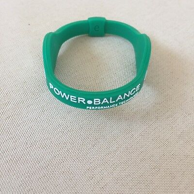 Power Balance Silikon Energie Band, Sport Fitness, Hologramm, Ionenband, Gr.S