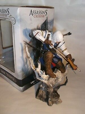 Assassin's Creed 3 Connor The Hunter Ubicollectibles Figur