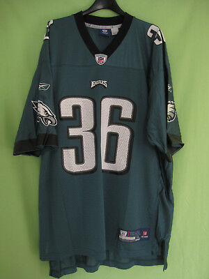 Maillot Eagles Philadelphie Football Americain #36 Jersey Westbrook Reebok - XL
