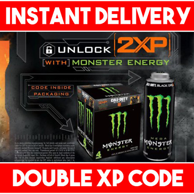 Black Ops 4 | 30mins Double XP Code | Instant Delivery [BO4]