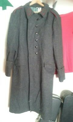 military over coat