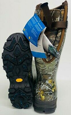 Muck Arctic Ice XF AG Camo MHV-RTE Extreme Fishing Hunting Boots Mens Wide Calf