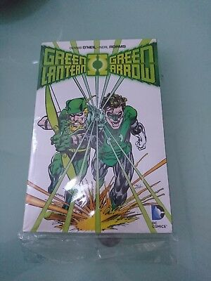 Green Lantern Green Arrow TP by Elliot Maggin, Dennis O'Neil (Paperback, 2012)