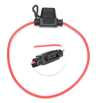 wire in-line for car automotive blade fuse holder fuseholder kit for vehical AUC