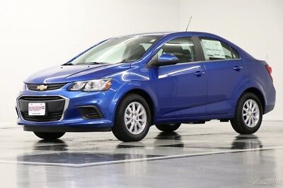 2018 Chevrolet Sonic LT Camera Kinetic Blue Metallic Sedan For Sale 2018 LT Camera Kinetic Blue Metallic Sedan For Sale New 1.8L I4 16V Automatic