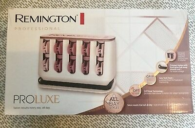 Remington Proluxe Rollers