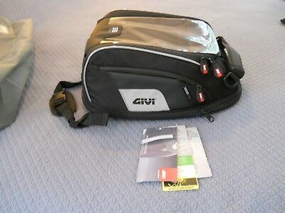 Givi XS307 XStream Tanklock 15L Tank Bag NEW