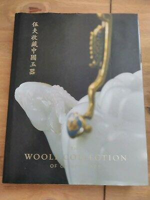 Very rare book, The Woolf collection of Chinese jade Sotheby's,krahl ,michaelson