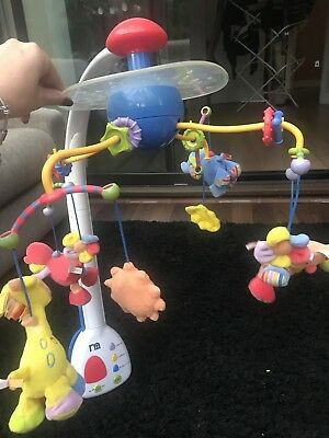 Crip Cot Mobile From Mothercare