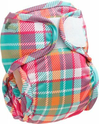 Little Lamb nappy cover (7-20lbs; plaid)