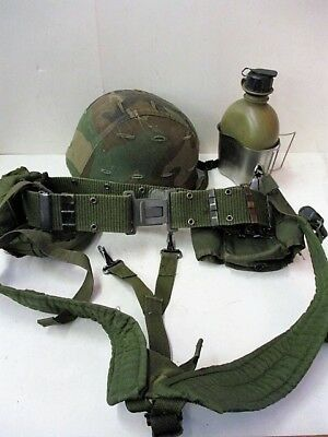PASGT Helmet and Gear