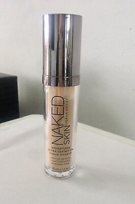 Foundation Naked Skin Urban Decay