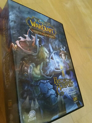 "World of Warcraft: Trading Cards ""Helden von Azeroth"" & ""Onyxias Hort Raid Deck"""
