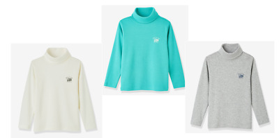 Boys / Girls Kids Polo / Turtle  Roll Neck Top Jumper
