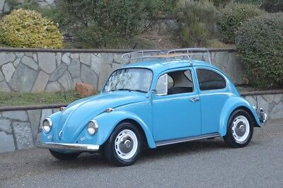 1967 Volkswagen Beetle - Classic VW Bug - 1963 - NO RESERVE! type 1 bus VW Karmann Ghia Thing Fastback 356 1965 1966 1964 1961 1962 westfalia