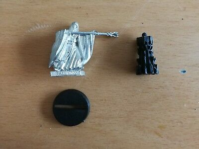 GW Warhammer Lord of the Rings/the Hobbit Saruman with Palantir (RARE, OOP)