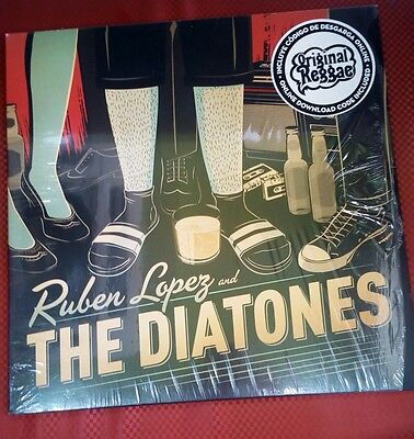 Ruben Lopez and the Diatones .Disco Lp Vinilo