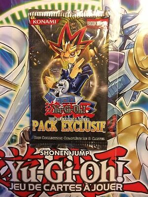 """►Yu-Gi-Oh◄ """"Introuvable"""" Booster Pack Exclusif neuf scellé"""