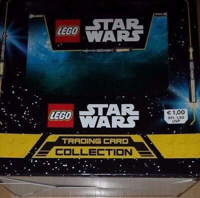 Lego® Star Wars™ Serie 1 Trading Card Game 1 Display 50 Booster