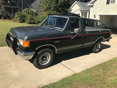 1986 Ford F-250  ford f250