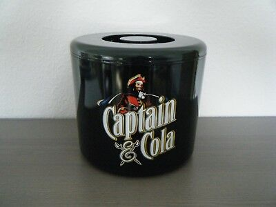 Eiswürfel-Eimer - CAPTAIN MORGAN - Eis-Eimer - CAPTAIN & COLA