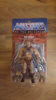 Masters of the Universe Classics Ultimate He-man Motuc Super 7