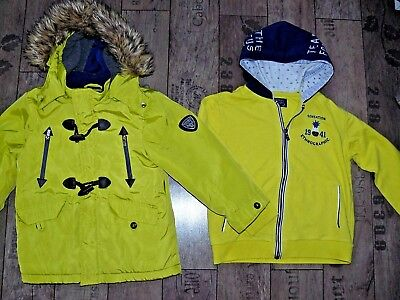 Bundle Mayoral boys jacket and hoodie size 4-5 years