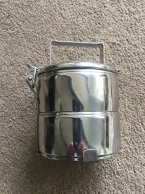 Rocket Tiffin Stainless Steel Lunch Tin