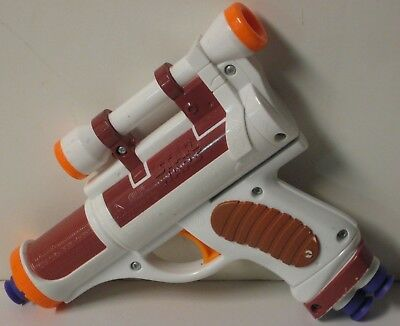Nerf N-Strike Star Wars Clone Wars Cad Bane Single Shot Blaster Soft Dart Gun