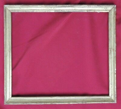 An Antique Eighteenth Century Picture Frame, French, Louis XVI period, Gilding