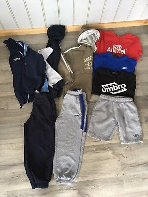 Boys Bundle Of Clothing Age 5-6