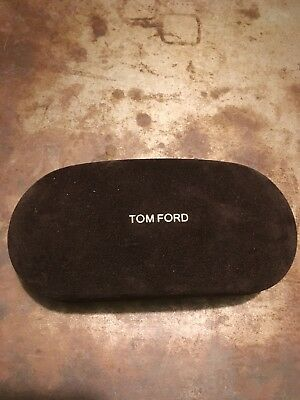 tom ford sunglasses case Glasses Suede