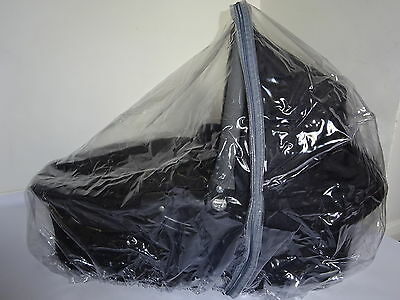 New Universal Zipped RAINCOVER for Carrycot fits BabyStyle Musty Hauck Maxi Cosi