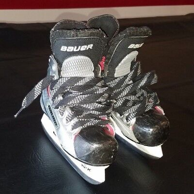 Bauer Vapor X60 Junior Ice Hockey Skates Youth US 11D