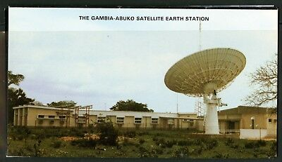Gambia   1979  Scott # 403a  Mint Never Hinged Souvenir Booklet
