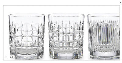 Thomas O'Brien for Reed&BartonNew Vintage Double Old Fashioned Glass,Set of 4