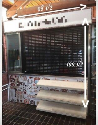 Kiosk For Sale (Coffee/Sweet Shop) PRICE REDUCE FROM £8k! NOW ONLY **£5.5k**