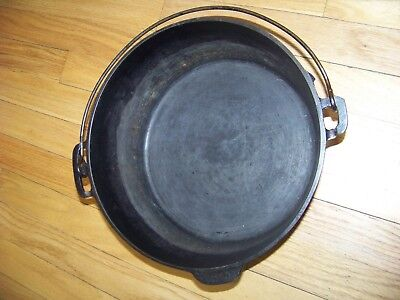 Wagner Ware Round Roaster #1269 Without Lid