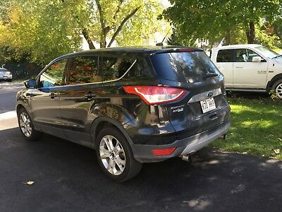 Ford: Escape SEL Ecoboost 2013 Ford Escape SEL 4WD Ecoboost